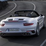 Officieel: Porsche 991 Turbo (S) (Cabriolet) facelift [540 pk / 580 pk]