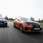 Lexus RC-F krijgt 477 pk en 530 Nm!