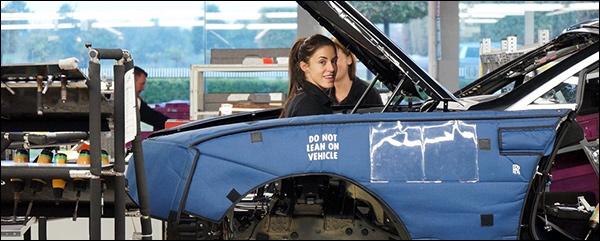 Op bezoek bij: Rolls Royce in Goodwood