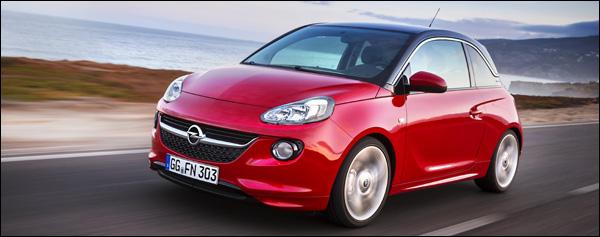 Opel Adam ECOTECT driecilinder