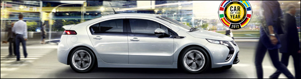 Opel Ampera Advertorial