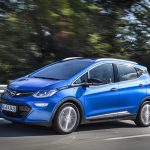 Opel Ampera-e krijgt rijbereik van 520 km en moderne gadgets!