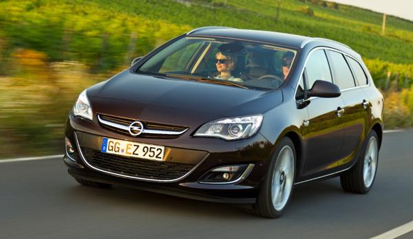 Opel Astra 1.6 CDTI 136 pk