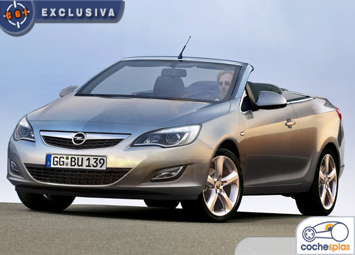 preview opel astra cabrio 2011. Black Bedroom Furniture Sets. Home Design Ideas