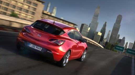 Opel Astra GTC officieel