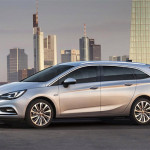 Officieel: Opel Astra Sports Tourer K (2015)