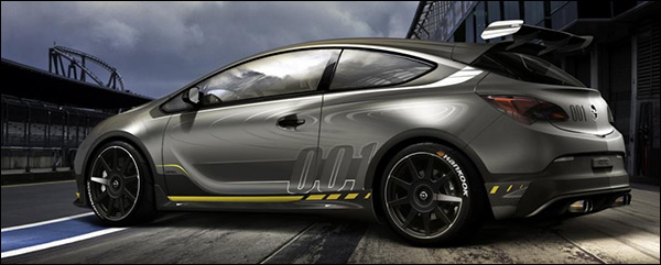 Opel Astra OPC EXTREME is extreem