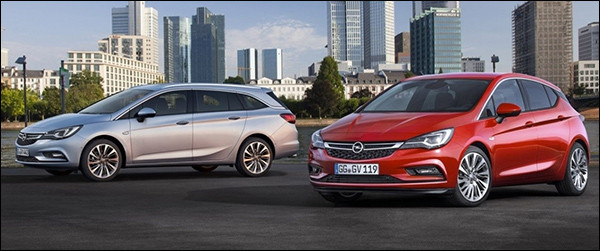 Autosalon Brussel 2016: Opel Line-up