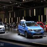 Autosalon Brussel 2017 live: Opel (Paleis 7)