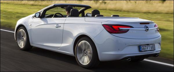 Opel Cascada 200 pk