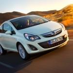 Opel Corsa Facelift