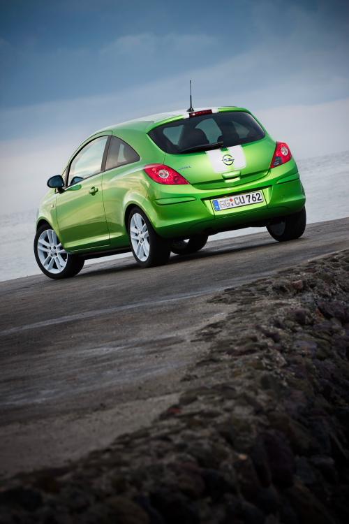 Officieel: Facelift Opel Corsa GroenLicht.be