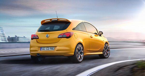 Officieel: Opel Corsa GSi (2018)