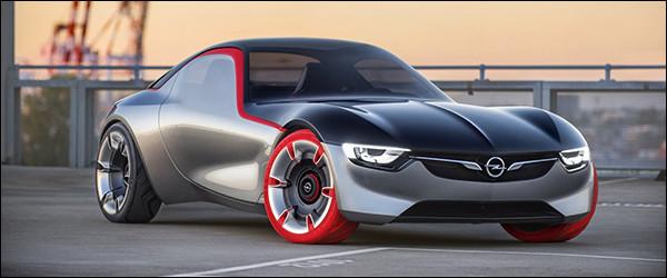 Officieel: Opel GT Concept (2016)