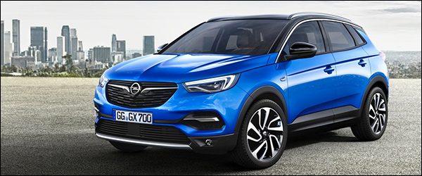 Officieel: Opel Grandland X (2017)
