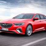 Officieel: Opel Insignia GSi Sports Tourer (2017)