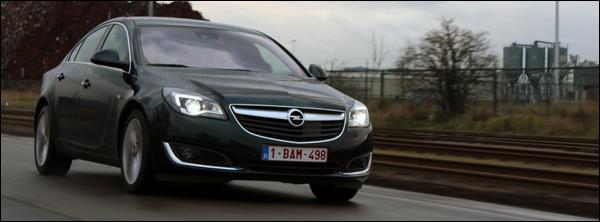 Opel Insignia SIDI 2013