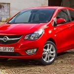 Officieel: Opel Karl / Vauxhall Viva 2015