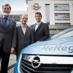 Opel Meriva elektrisch