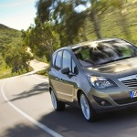 Opel Meriva nieuwe