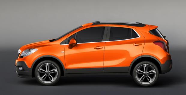 Opel Mokka T