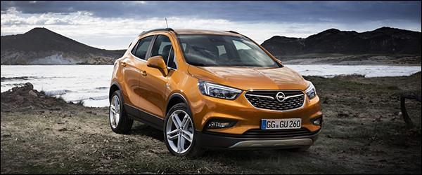 Officieel: Opel Mokka X facelift