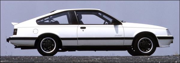 Opel Monza 3