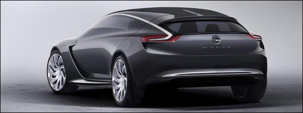 Opel Monza Concept Frankfurt IAA 2013