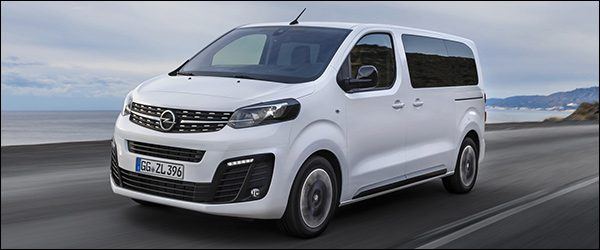 Officieel: Opel Zafira (2019)