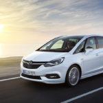 Officieel: Opel Zafira facelift (2016)