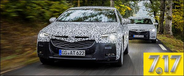 Preview: 7 in 17 - zeven nieuwe Opel modellen in 2017
