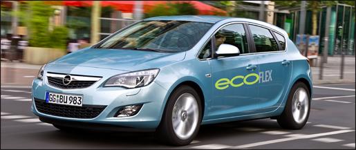 Opel Astra ecoFLEX 104 g