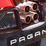 Pagani Huayra zet voet aan wal in de VS