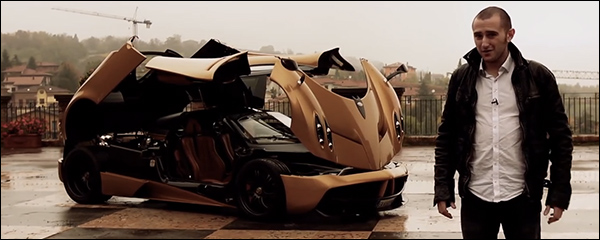 Video: XCAR ontdekt de Pagani Huayra in detail