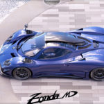 Officieel: Pagani Zonda 760 MD one-off