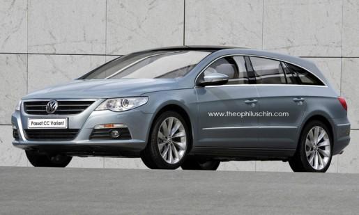 Volkswagen Passat_CC_Variant