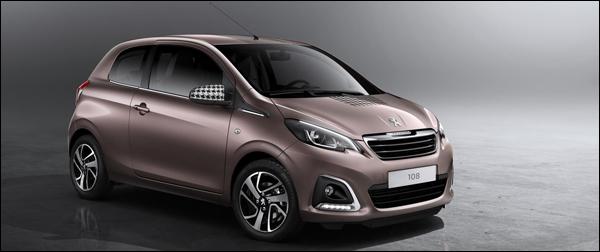 Peugeot 108 2014 Geneve