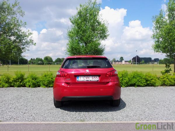 Peugeot 308 1.6 HDi - Rijtest - 06