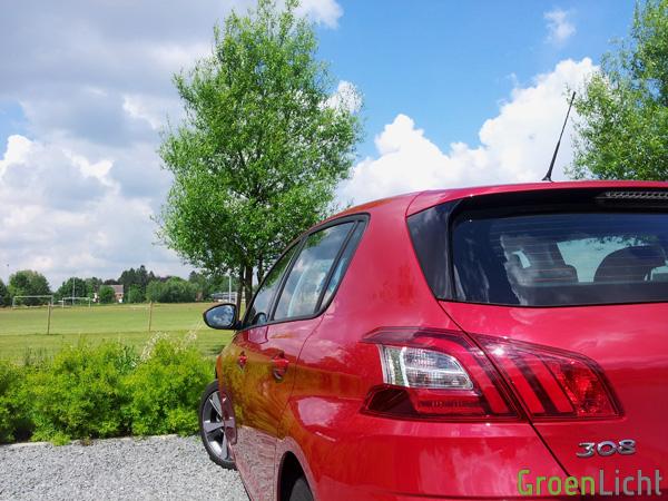 Peugeot 308 1.6 HDi - Rijtest - 07