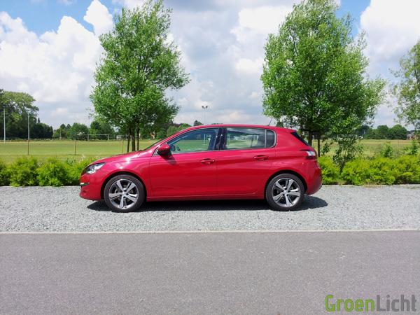 Peugeot 308 1.6 HDi - Rijtest - 08