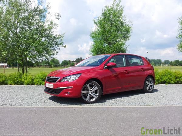 Peugeot 308 1.6 HDi - Rijtest - 09