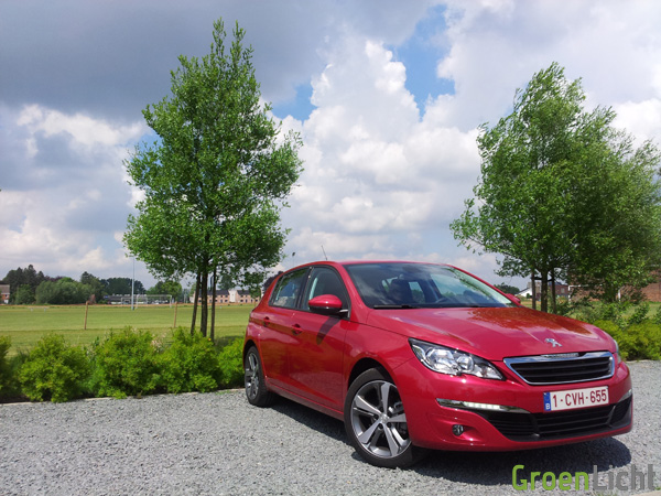 Peugeot 308 1.6 HDi - Rijtest - 10