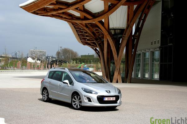 Peugeot 308 SW test