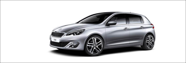 Peugeot 308 2013 nieuwe