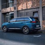 Officieel: Peugeot 5008 crossover facelift (2020)
