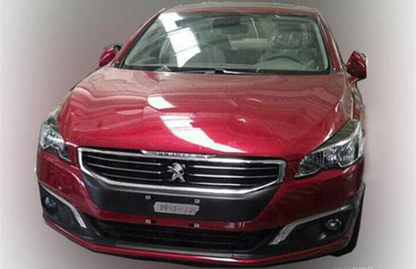 Peugeot 508 Facelift 2013 - Autosalon van Parijs