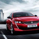 Officieel: Peugeot 508 (2018)