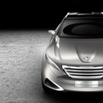 Peugeot SXC Crossover Concept