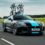 Jaguar F-Type Team Sky