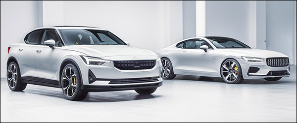 Autosalon Brussel 2020: Polestar line-up